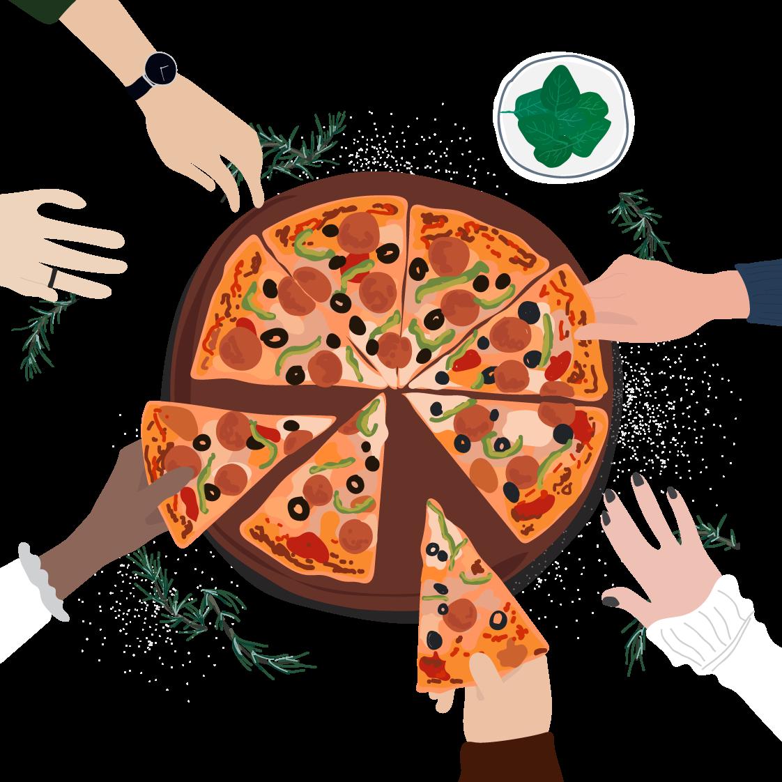 pizza-cene-aziendali-roma